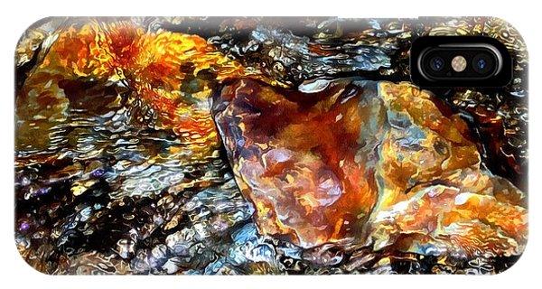Pyrite Treasure IPhone Case