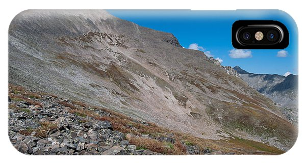 Quandary Peak IPhone Case
