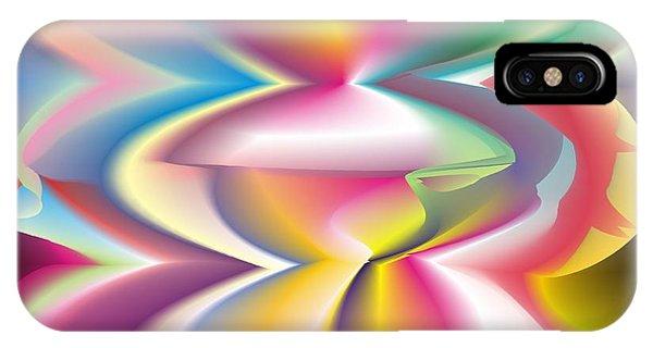 Quantum Landscape 3 IPhone Case