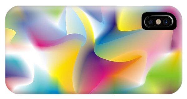 Quantum Landscape 4 IPhone Case