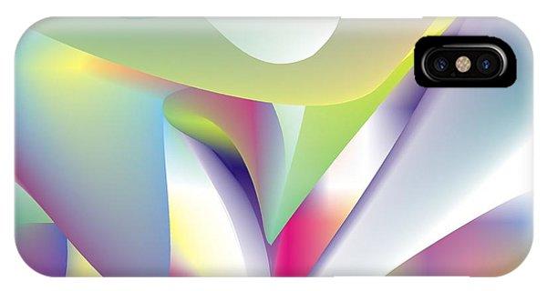 Quantum Landscape 5 IPhone Case