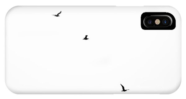 Beach iPhone Case - Quartet by Hayato Matsumoto