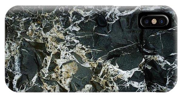 Quartz Veins Abstract 1 IPhone Case