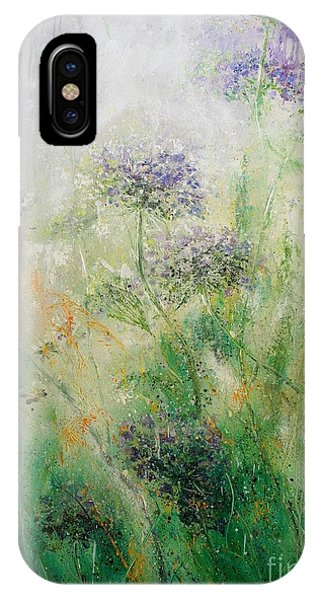 Queen Ann's Lace IPhone Case