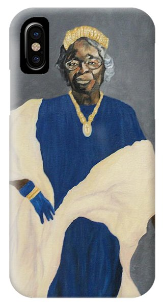 Queen Estella IPhone Case