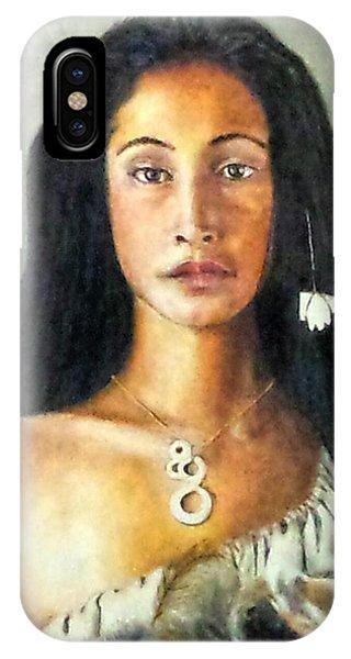 Queen Gassulawiya  IPhone Case
