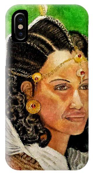 Queen Hephzibah  IPhone Case