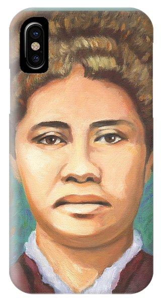 Queen Liliuokalani IPhone Case