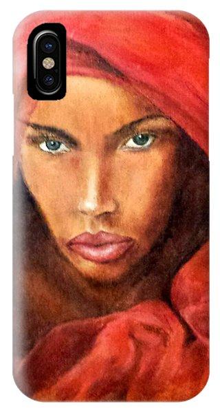 Queen No.10 IPhone Case