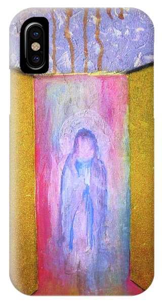 Queen Of Heaven IPhone Case