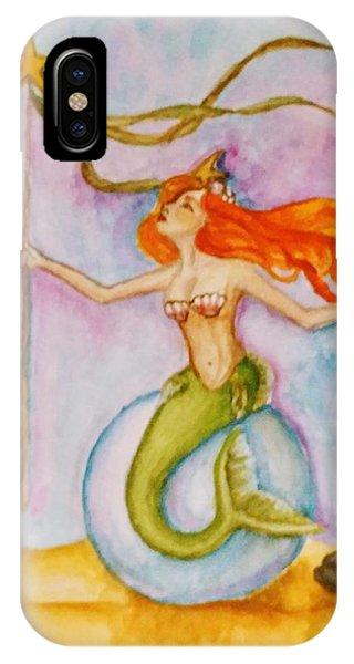 Queen Of Staves, Milandra IPhone Case