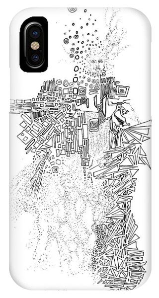 Queen Of The Afternoon IPhone Case