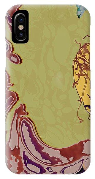 Queen Scarab IPhone Case
