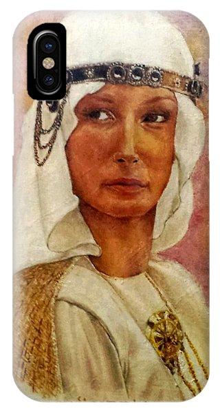 Queen Sheba  IPhone Case