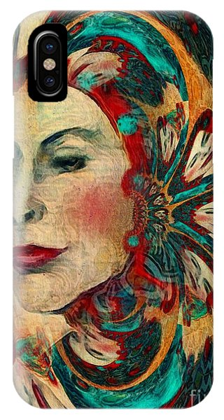 Queenie IPhone Case