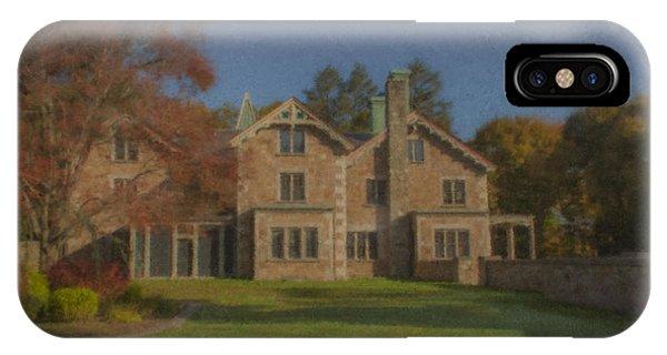 Quest House Garden IPhone Case