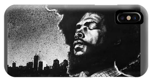 Questlove. IPhone Case