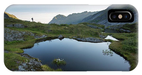 Quiet Lofoten IPhone Case