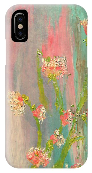 Quiet Marshmallow Time IPhone Case