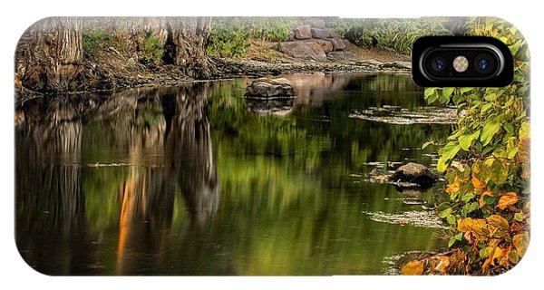 Quiet River IPhone Case