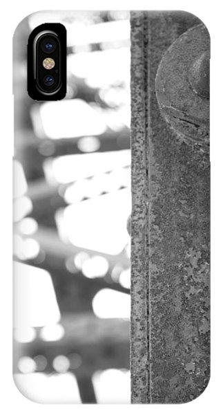 Trestle iPhone Case - R R B 13 by Mike McGlothlen