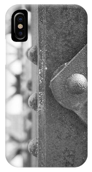 Trestle iPhone Case - R R B 14 by Mike McGlothlen