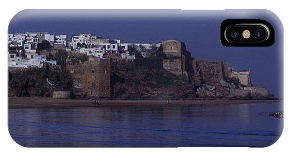Rabat Kasbah Des Oudaias Bouregreg River Morocco IPhone Case