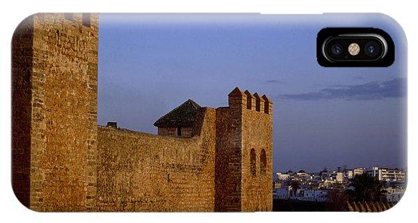 Rabat Kasbah Des Oudaias Morocco IPhone Case