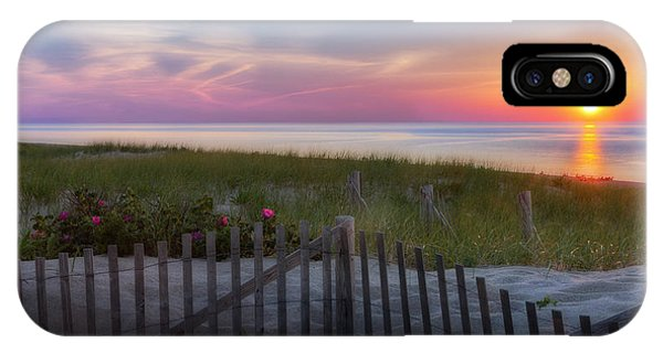 Race Point Sunset 2015 IPhone Case