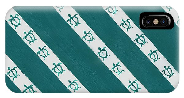 Race To The Sea IPhone Case