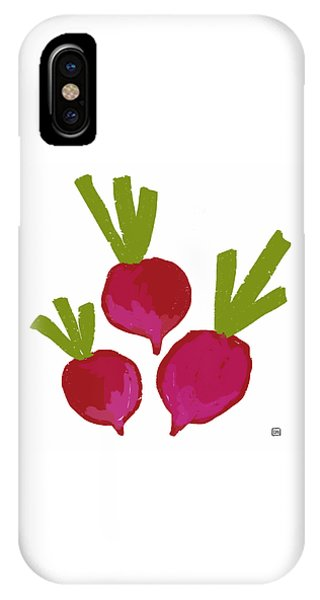 Radish IPhone Case