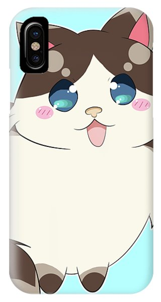 Dark Humor iPhone Case - Ragdoll For Life by Catifornia Shop