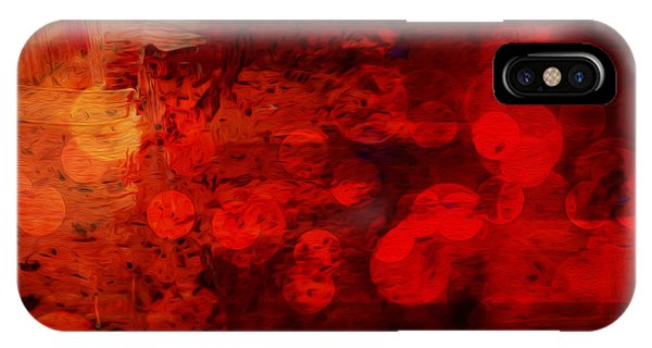 Rage IPhone Case
