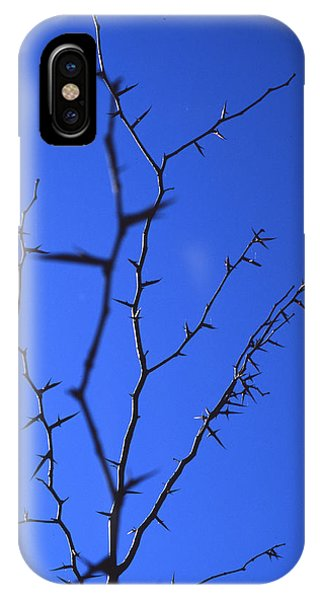 Ragged Edges IPhone Case