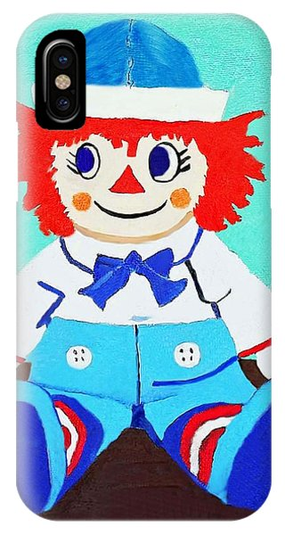 Raggy Andy II IPhone Case