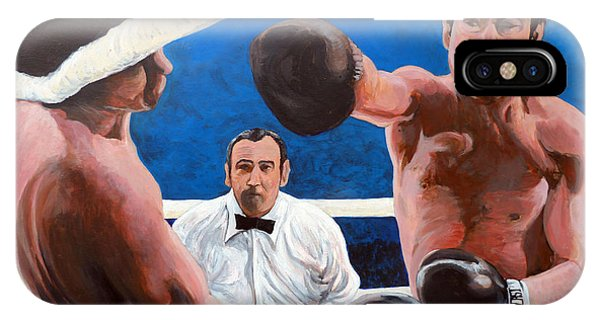Raging Bull IPhone Case