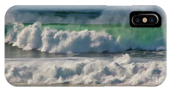 Raging Waters IPhone Case