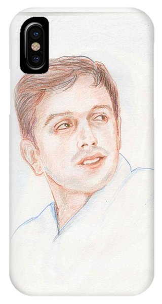 Rahul Dravid  Indian Cricketer IPhone Case