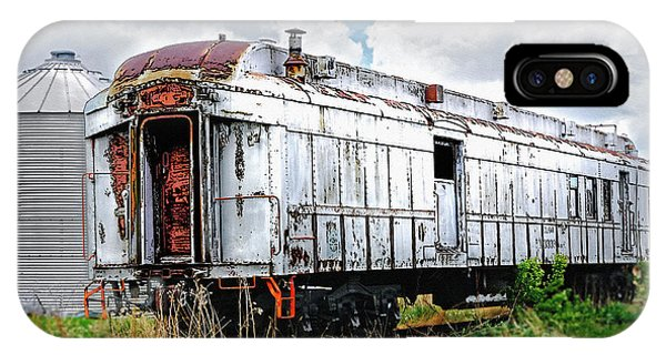 Rail Car IPhone Case