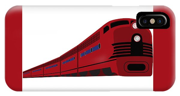 Rail IPhone Case