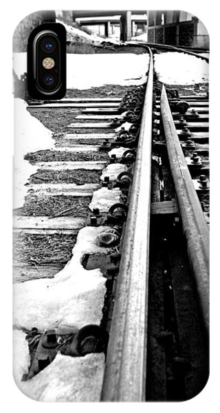 Rail Yard Switch IPhone Case