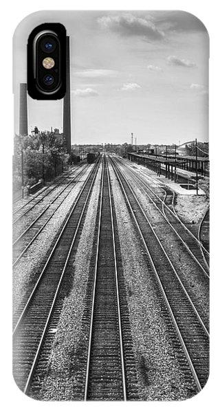 Rails Through Birmingham IPhone Case