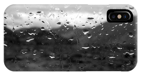 Rain And Wind IPhone Case