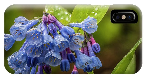 Rain Drop Bells IPhone Case