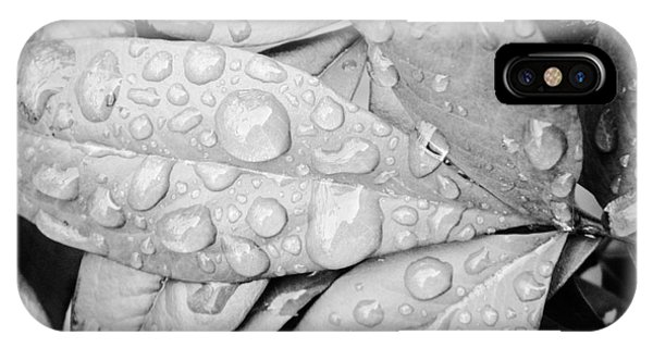 Rain Drops IPhone Case