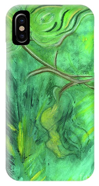 Rain Forest Revisited IPhone Case