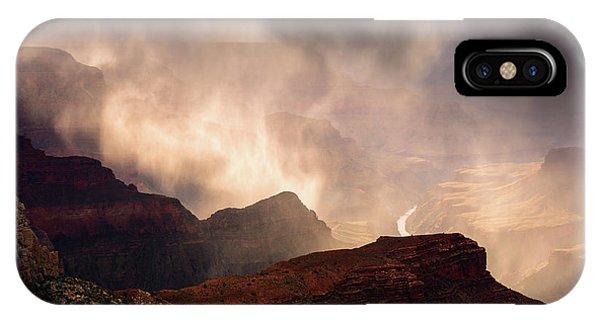 Rain Ghost Phone Case by Adam Schallau