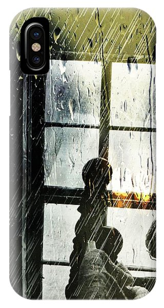 Rain In My Heart IPhone Case