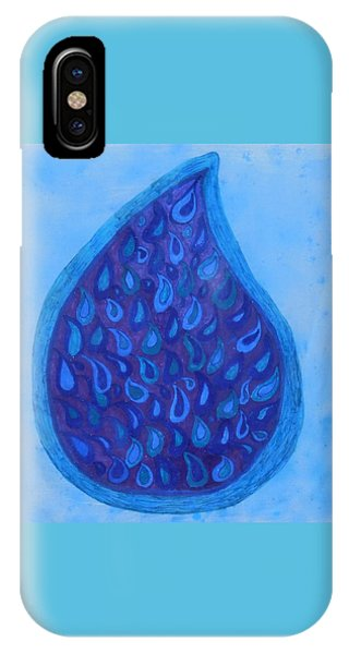 Rain Of Enlightenment IPhone Case