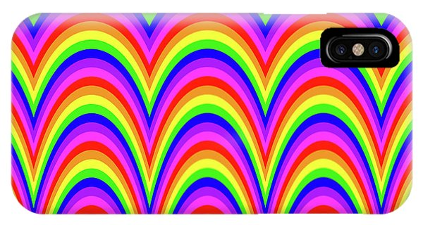 Rainbow #4 IPhone Case